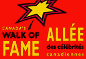 canadas walk of fame LOGO