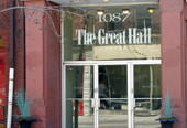 The Great Hall Exterior