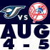 Toronto Blue Jays Baseball Club - Feat AD_NYY vs TBJ