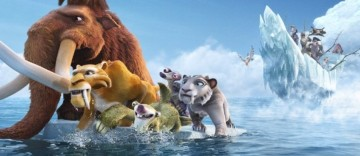 Ice Age: Continental Drift: Movie Review