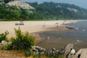 Bluffer&#039;s Park Beach