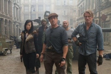 The Expendables 2: Movie Review