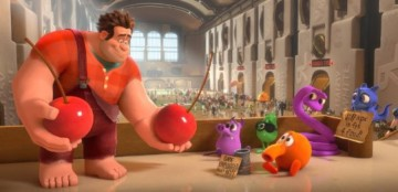 Wreck-It Ralph: Movie Review