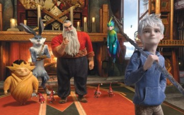 Rise of the Guardians: Movie Review