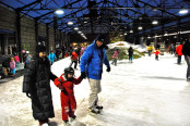 Public Skating at Evergreen Brick Works