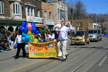 Toronto Beaches Easter Parade 2012. Photo byLucy / Shutterstock.com