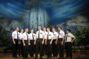 THE BOOK OF MORMON First National Tour Company THE BOOK OF MORMON First National Tour (c) Joan Marcus, 2013