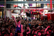 NXNE Yonge-Dundas Square 2010 by Phil Brennen