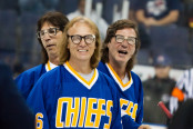 Slap Shot Live Play - Cwrazydog