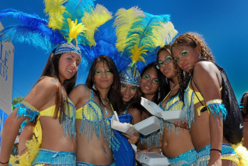 Photo from Caribana