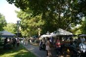Trinity Bellwoods Farmers' Market