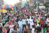 York-Eglinton International Street Festival, 2012 Crowd