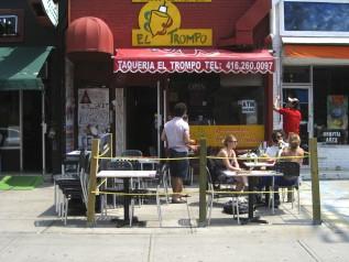 El Trompo Taco Bar