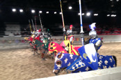 Inside Medieval Times