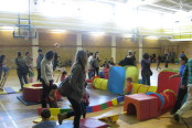 family day at miles nadal jewish community centre
