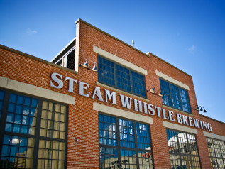 Steam Whistle Brewery Tours