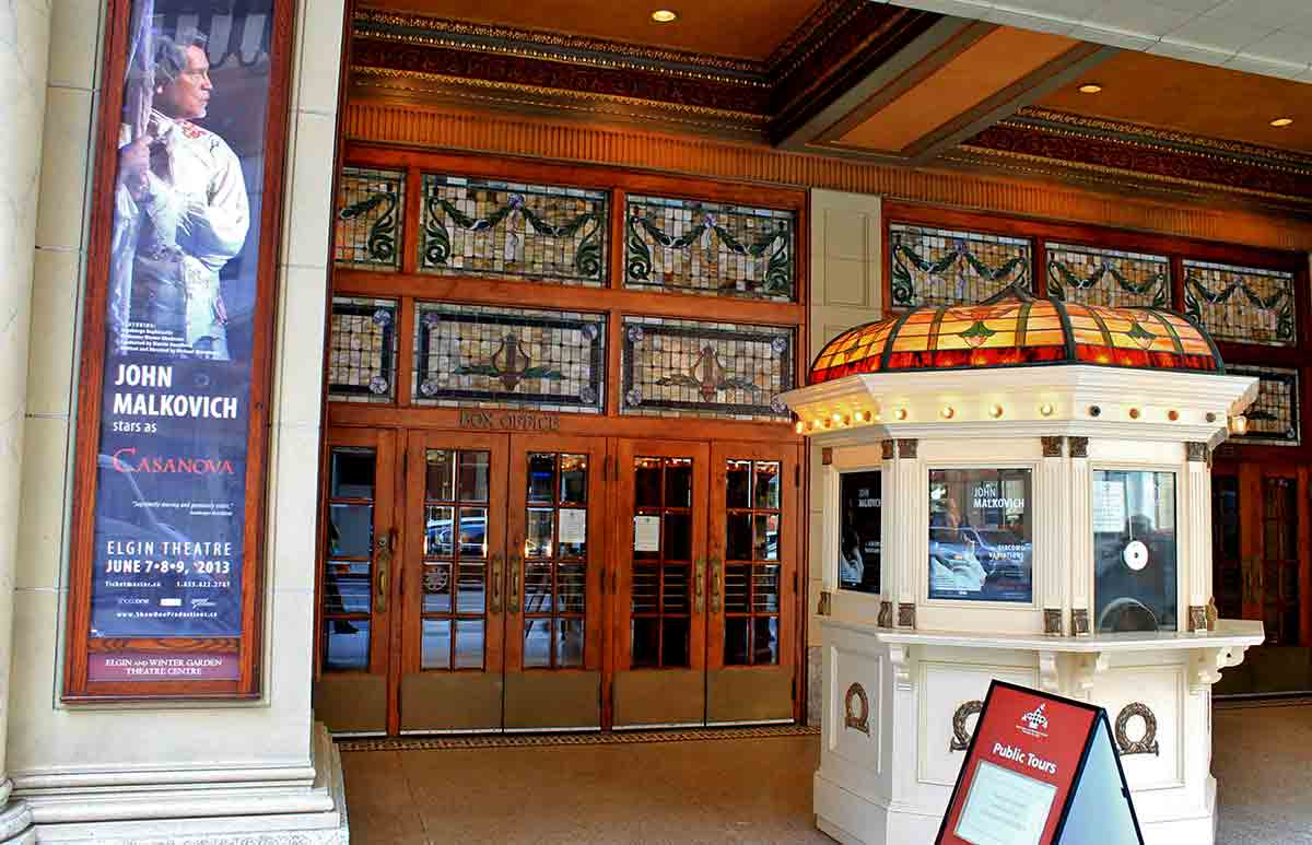 Elgin & Winter Garden Theatre