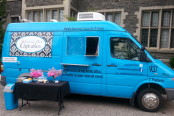 Photo courtesy of Curbside Bliss Cupcakes