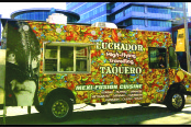 Photo courtesy of Luchador Gourmet Streatery