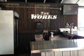 The Works Gourmet Burger Bistro