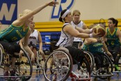 Photo courtesy of Wheelchair Basketball Canada