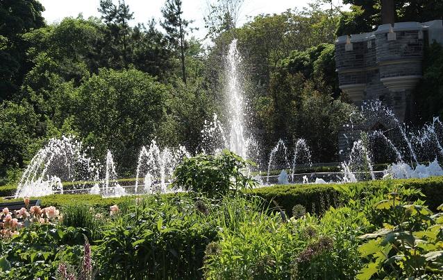 Casa Loma Garden