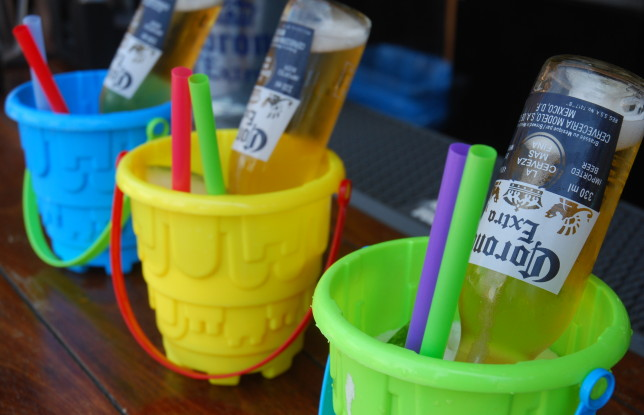 Boozy Slushies: The Bulldog Margarita
