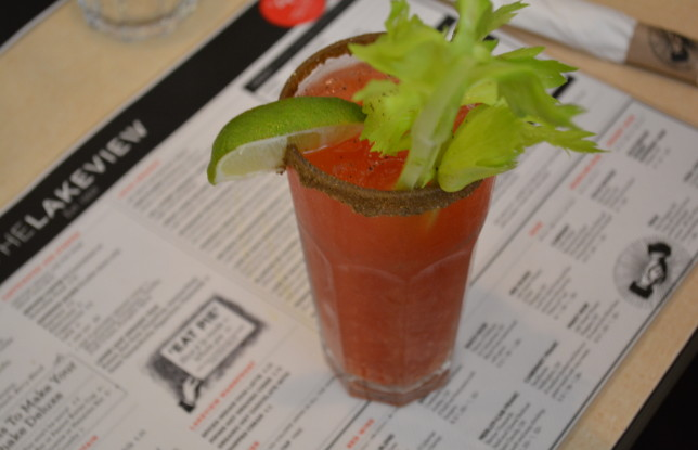 The Lakeview Caesar