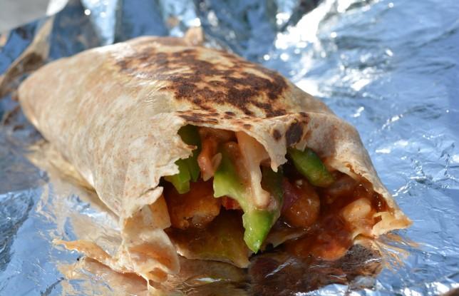 Burrito for Bolet's Burrito