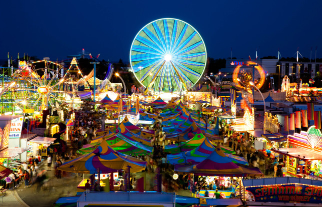 The CNE runs Aug. 21 to Sept. 7 2015
