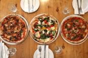 Pumba, Market & 2013 Best Traditional Pizza; International Region pizzas