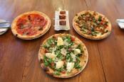 Parmigiana, Comunista & Barese Pizzas