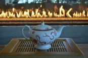 Afternoon Tea: Shangri- La Hotel