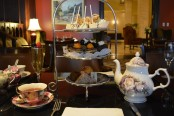 Library Bar: Afternoon Tea