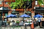 The Office Pub Toronto Patio