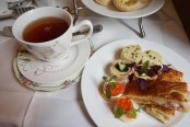 Windsor Arms Hotel: Afternoon Tea