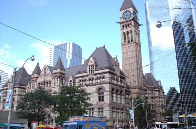Old City Hall.