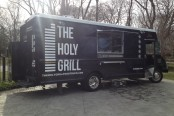 the holy grill food truck
