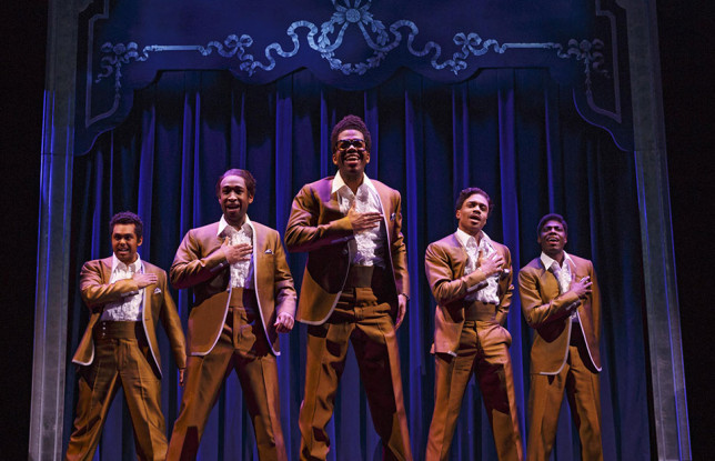 Motown The Musical. Photo courtesy of Mirvish