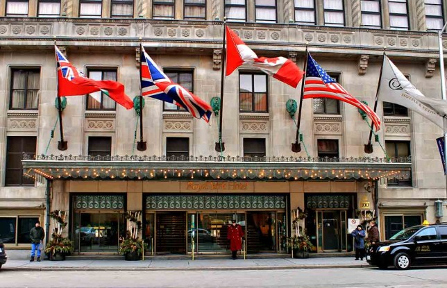 Royal York Hotel Christmas Dinners Featured Image