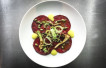 Horse Carpaccio. Photo courtesy of Parcae.