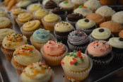Life is Sweet Cupcakes 1