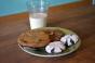 Milk & Cookies at Wanda's. Photo by Jen D'Agostino.