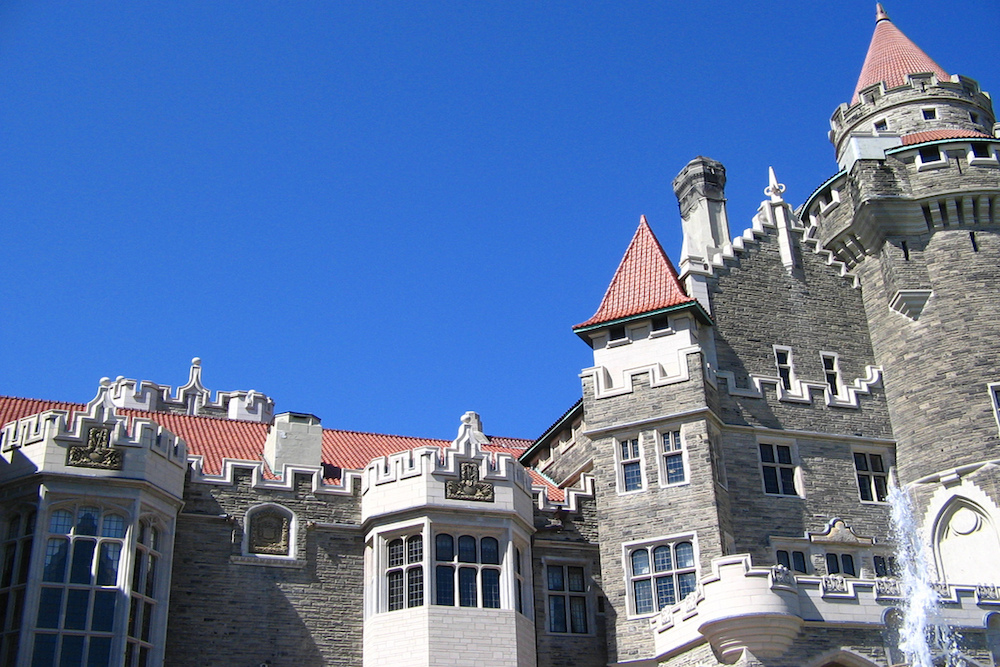 Photo courtesy of Casa Loma