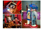 Circus-montage