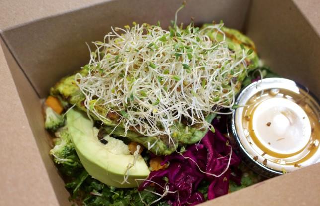 Athlete's Kitchen Salad