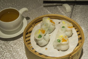 Dynasty Chinese Cusine Dim Sum. Photo by Nelson Tam