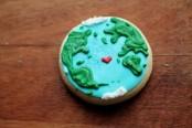 Robin Hood Cookie Mosaic