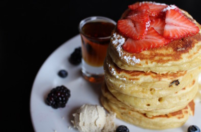 School Pancakes - Photo by Jennifer D'Agostino