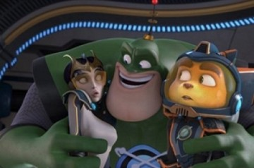 Ratchet and Clank 3D - 1